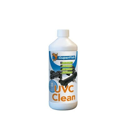 SUPERFISH UVC CLEAN 1L