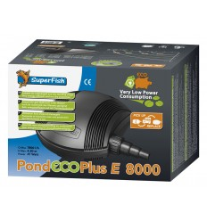 SF POND ECO PLUS E 8000