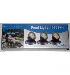 aquaking pl5 led 3x