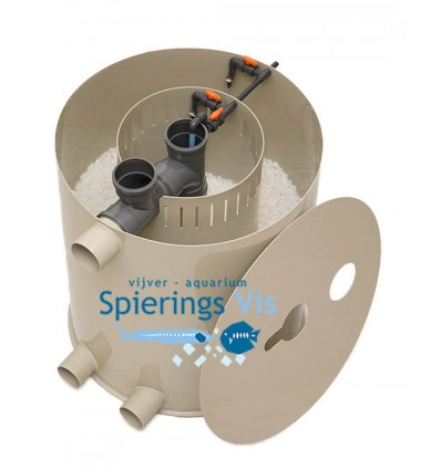Los Spierings Combi Bed 25 filter