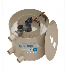 Los Spierings Combi Bed 15 filter