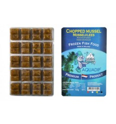 Chopped mussel 100gr