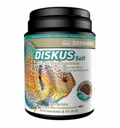 Dennerle Discus soft 450gr
