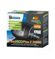 Superfish pond eco plus E 20.000